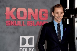 Tom Hiddleston Kong: Skull Island Los Angeles Premiere