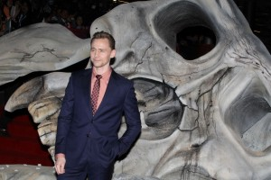 Tom Hiddleston Kong: Skull Island Mexico City Premiere