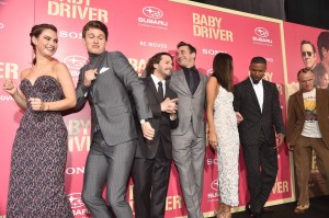 Cast and Director