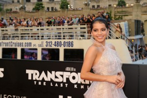 Isabela Moner Transformers: The Last Knight Chicago Premiere