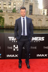 Josh Duhamel Transformers: The Last Knight Chicago Premiere