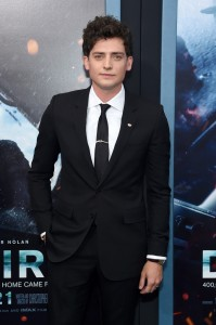 Aneurin Bernard Dunkirk New York City Premiere