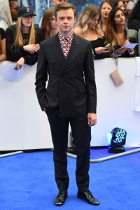 Dane DeHaan Valerian and the City of a Thousand Planets European Premiere London Leicester Square