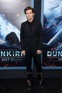 Harry Styles Dunkirk New York City Premiere