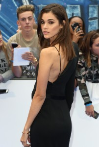Pauline Hoarau Valerian and the City of a Thousand Planets European Premiere London Leicester Square