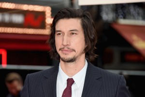 Adam Driver Logan Lucky UK Premiere London