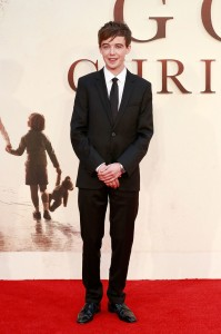 Alex Lawther Goodbye Christopher Robin World Premiere London