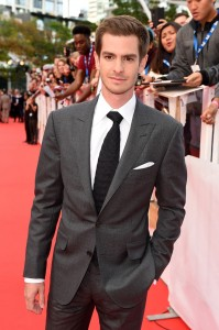 Andrew Garfield Breathe Premiere during 2017 Toronto International Film Festival