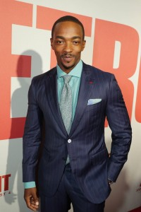 Anthony Mackie Detroit World Premiere Michigan