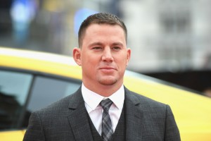 Channing Tatum Logan Lucky UK Premiere London