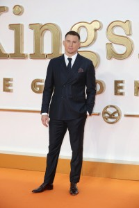Channing Tatum Kingsman: The Golden Circle World Premiere London Leicester Square