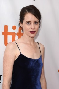Claire Foy Breathe Premiere during 2017 Toronto International Film Festival