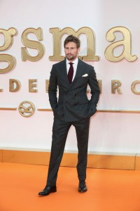 Edward Holcroft Kingsman: The Golden Circle World Premiere London Leicester Square