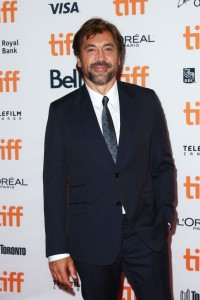 Javier Bardem Mother! Premiere during 2017 Toronto International Film Festival, Canada.