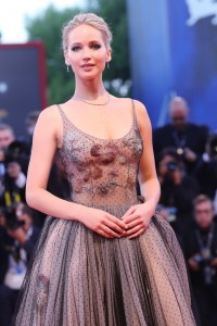 Jennifer LawrenceMother! Premiere during 74th Venice Film Festival Gala Screening Red Carpet Arrivals