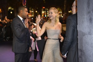 Jennifer Lawrence Mother! Premiere Paris