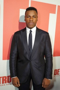 John Boyega Detroit World Premiere Michigan