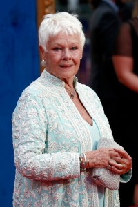 Judi Dench Victoria & Abdul UK Premiere London