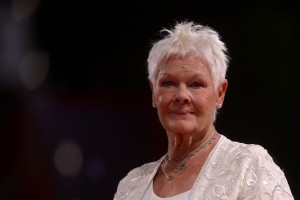 Judi Dench Victoria & Abdul Premiere 74th Venice Film Festival Jaeger-LeCoultre Glory To The Filmaker Award 2017