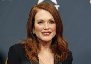 Actress, Julianne Moore