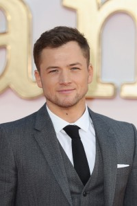 Taron Egerton Kingsman: The Golden Circle World Premiere London Leicester Square