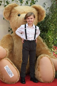 Will Tilston Goodbye Christopher Robin World Premiere London