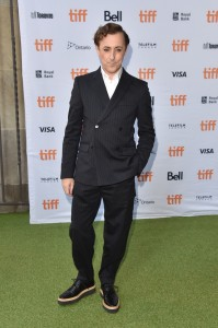 Alan Cumming Battle of the Sexes Premiere 2017 Toronto International Film Festival