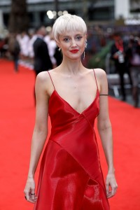 Andrea Riseborough Battle of the Sexes European Premiere 61st BFI London Film Festival