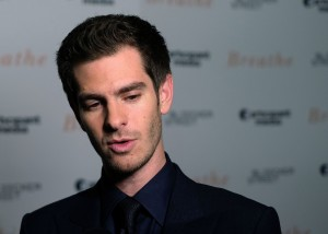 Andrew Garfield Breathe New York Special Screening