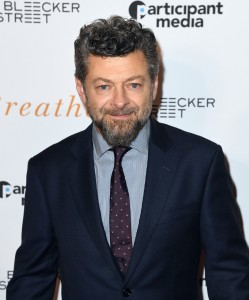 Andy Serkis Breathe New York Special Screening