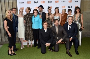 Cast and Filmmakers Battle of the Sexes Premiere 2017 Toronto International Film Festival