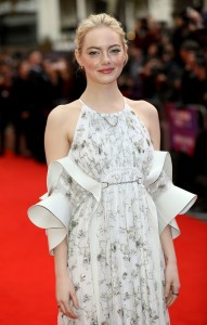 Emma Stone Battle of the Sexes European Premiere 61st BFI London Film Festival
