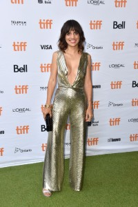 Natalie Morales Battle of the Sexes Premiere 2017 Toronto International Film Festival