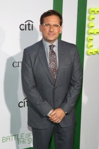 Steve Carell Battle of the Sexes Los Angeles Premiere