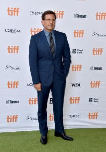 Steve Carell Battle of the Sexes Premiere 2017 Toronto International Film Festival