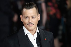 Johnny Depp Murder on the Orient Express World Premiere London