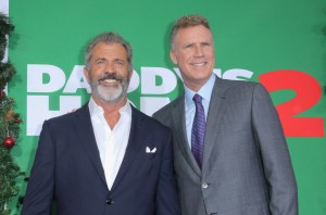 Mel Gibson and Will FerrellDaddy's Home 2 Los Angeles Premiere