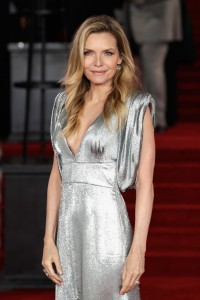 Michelle Pfeiffer Murder on the Orient Express World Premiere London