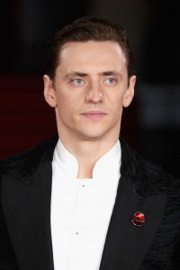 Sergei Polunin Murder on the Orient Express World Premiere London
