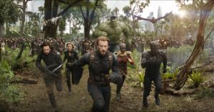 Avengers Infinity War Super Bowl 2018