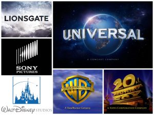 film distribution companies distributors Warner bros 20th century fox universal