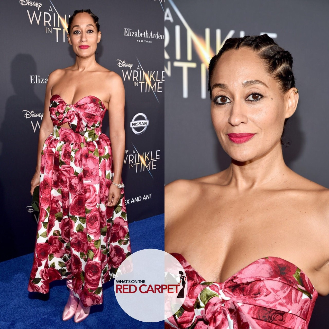 tracee ellis ross Michael kors a wrinkle in time Los Angeles premiere fashion style