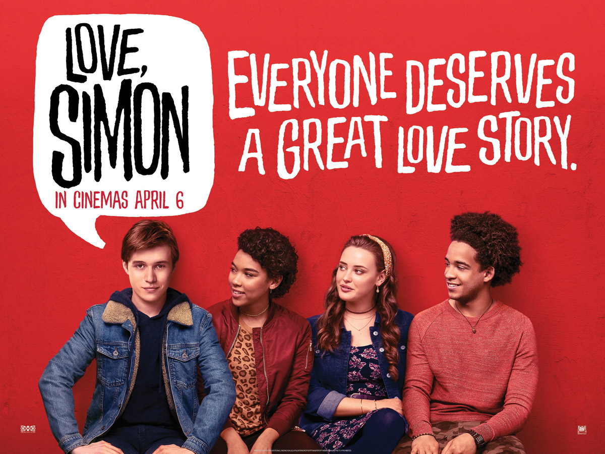 Love, Simon Official Poster