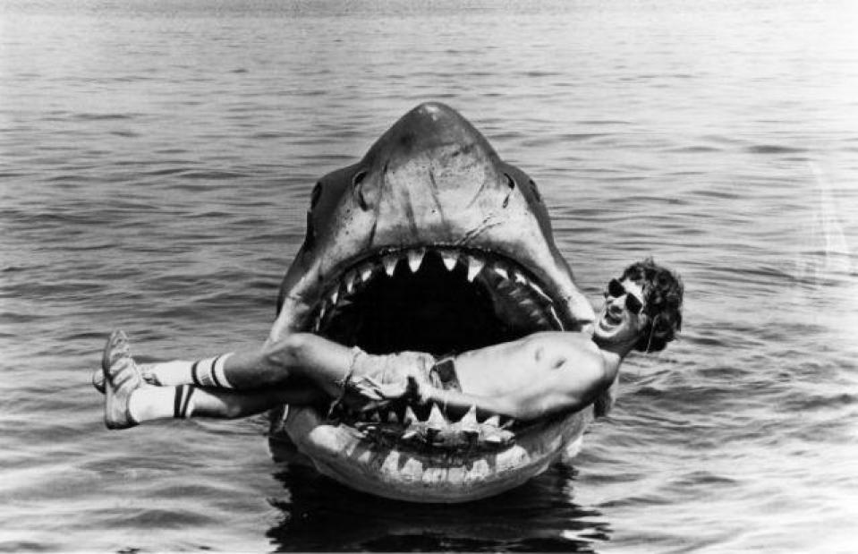 Steven Spielberg (Photo: Universal Pictures) Jaws