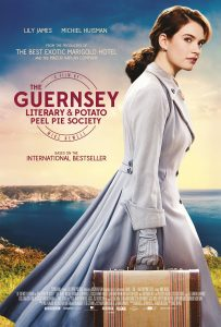 the guernsey literary and potato peel pie society poster wallpaper
