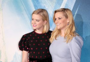 Ava Phillippe and Reese Witherspoon A Wrinkle In Time European Premiere London