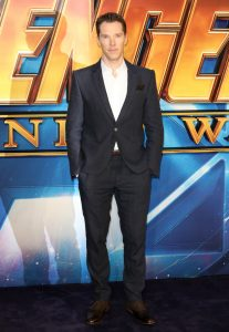 Benedict Cumberbatch Avengers: Infinity War UK Fan Screening London Premiere Event