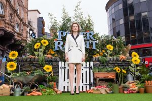 Peter Rabbit UK Gala Premiere Screening London Daisy Ridley