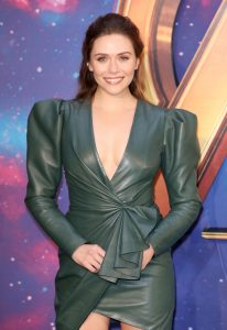 Elizabeth Olsen Avengers: Infinity War UK Fan Screening London Premiere Event