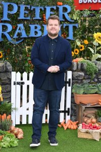 James Corden Peter Rabbit UK Gala Premiere Screening London